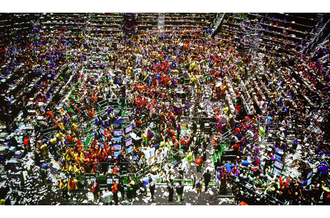 Andreas Gursky: Chicago Board of Trade