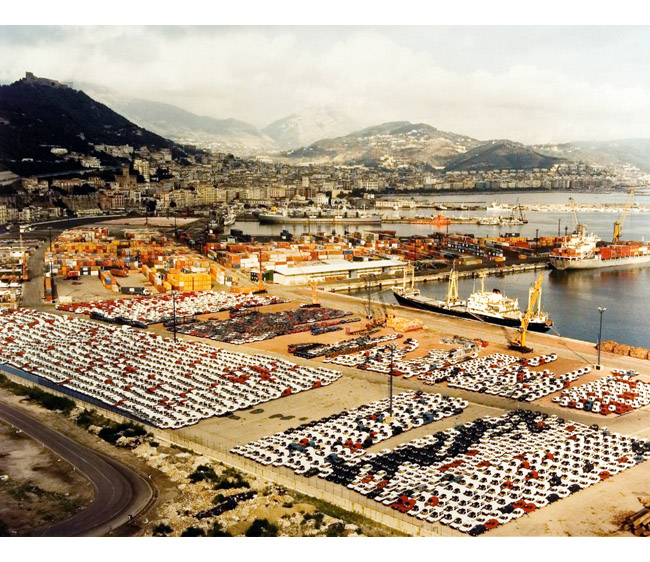 Andreas Gursky: Salermo