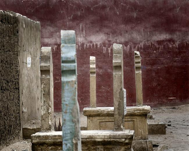 Ruben Acosta: Cementerio 9
