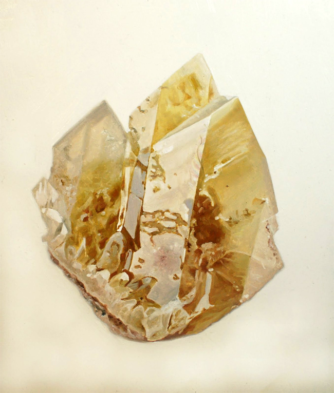 Carly Waito: Barite