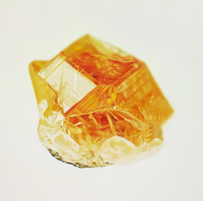 Carly Waito: Hessonite