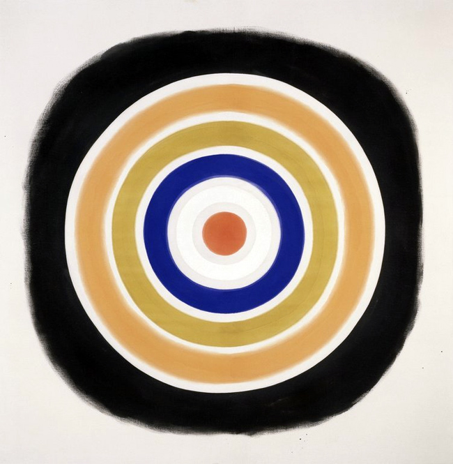 Kenneth Noland: Cantabile