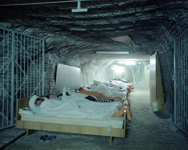 Kirill Kuletski: Speleotherapy 4
