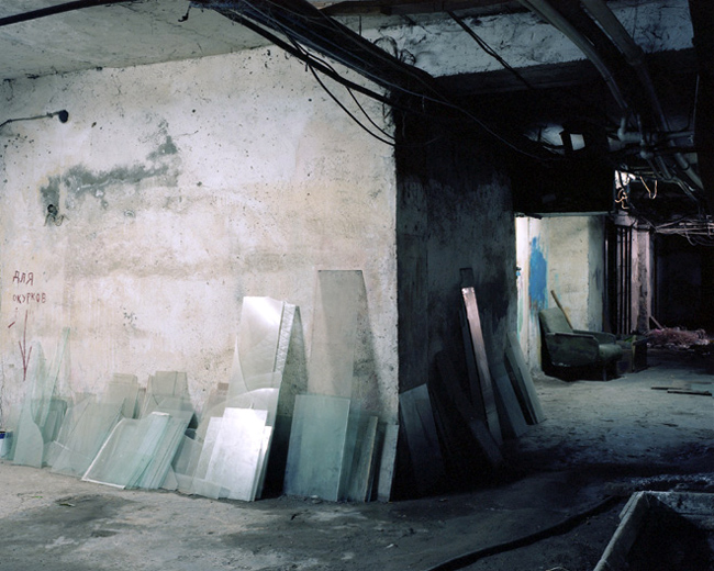 Kirill Kuletski: Speleotherapy 5